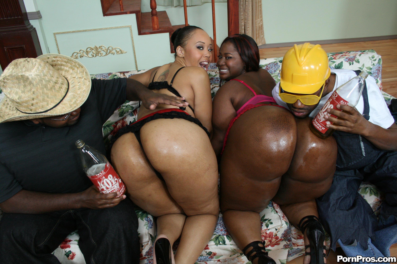 Толстая задница негритянки 9 фотография