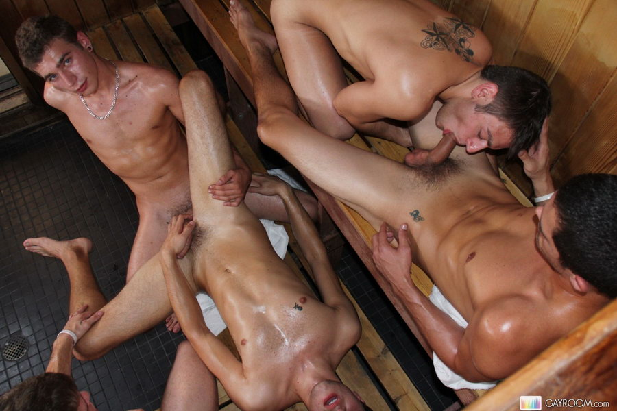 gay steamy locker room porn