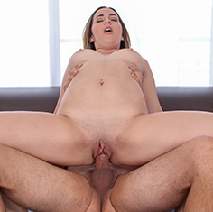 Sexy Mia Scarlett Gets Fucked On The Casting Couch - Picture 15