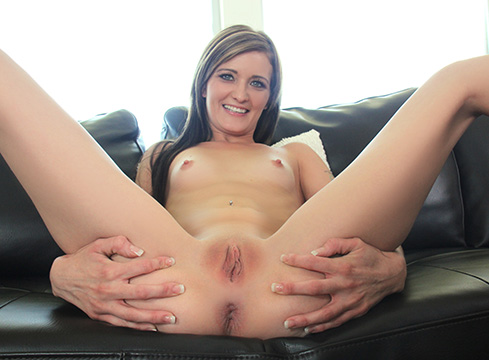 Castingcouch x first porn fuck with casting agent 8