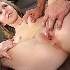 Southern Blonde Rachel James Gets Fucked And Cum Covered - Picture 6