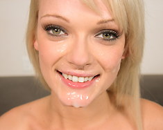Zoey Paige Sits Back And Takes A Load For Cash - Picture 14