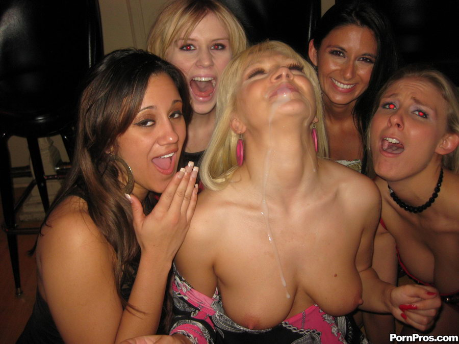 Epic sex party with drunk slutty babes