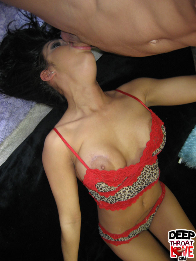 Angelina Valentine Deep Throat Love 121