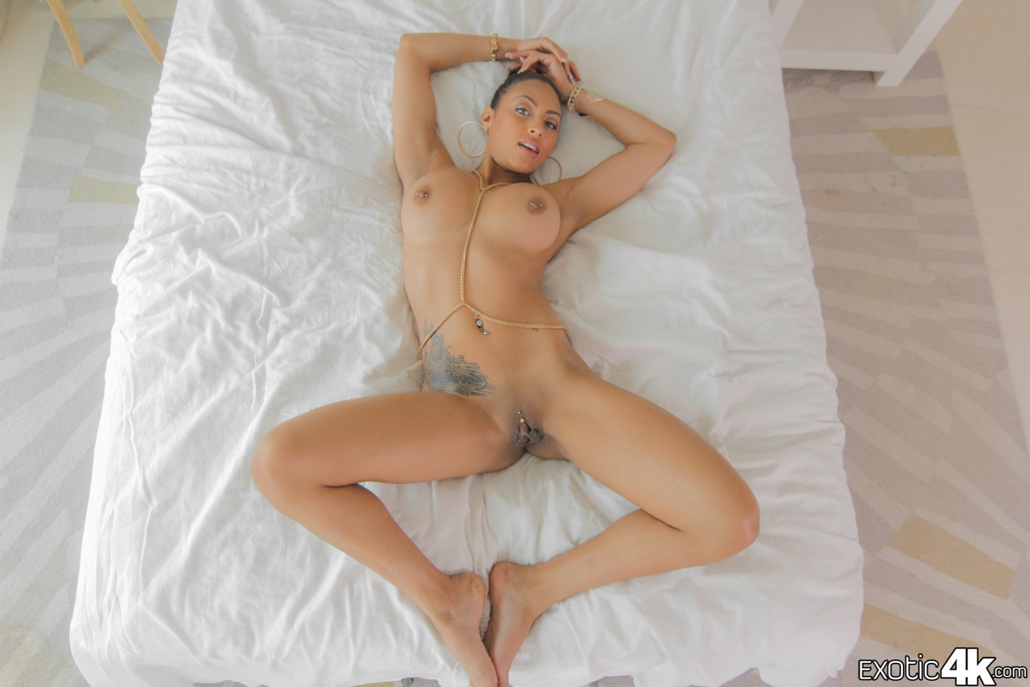 Monica breeze interracial