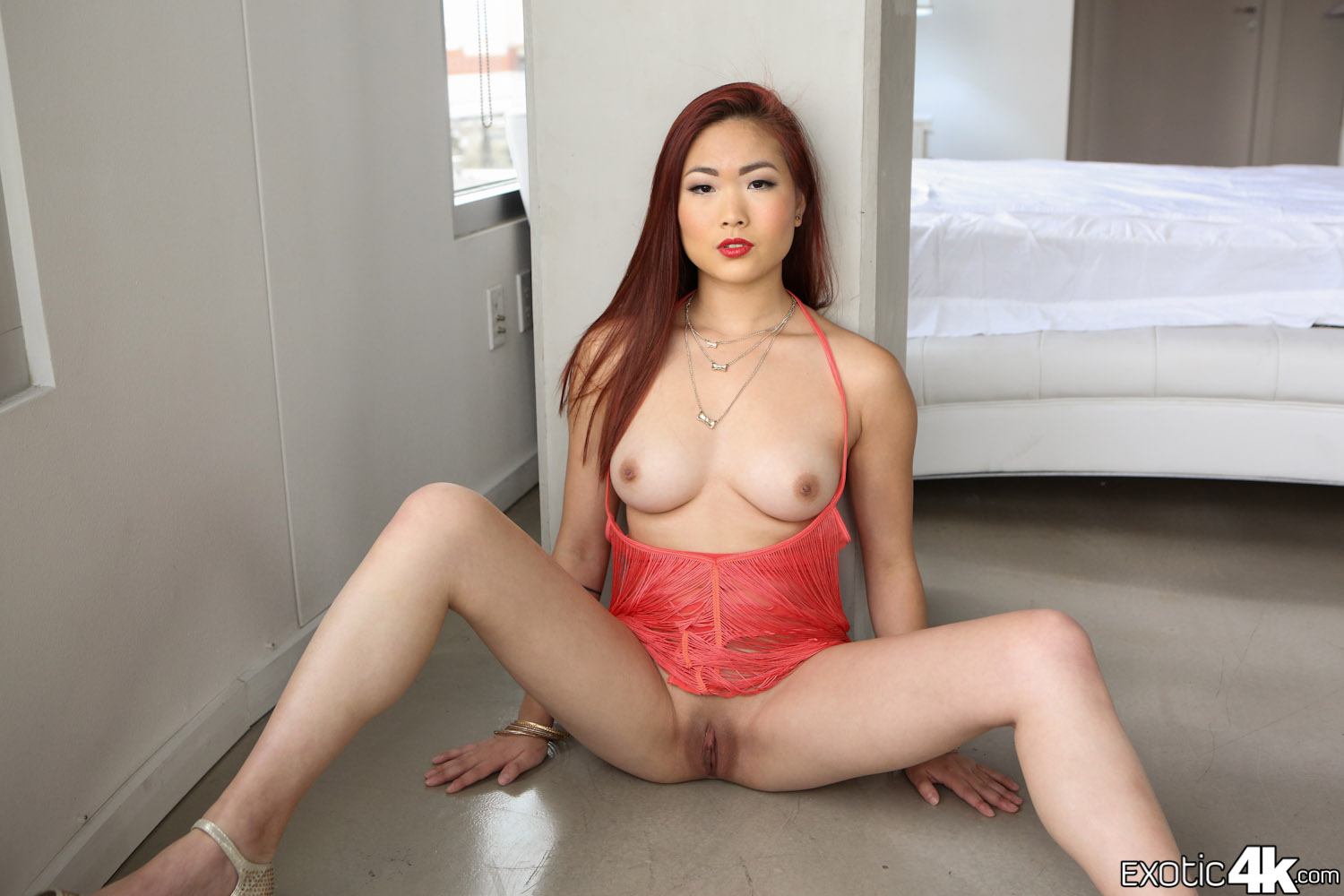 4k exotic4k asian lea hart chokes on dick and rides big cock 9