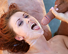 Karlie Montana Loves To Stay Cool And Fuck In The Pool - Picture 3