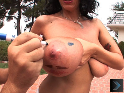 Big Titty Slut Gets Bang Massively From Freaks Of Boobs