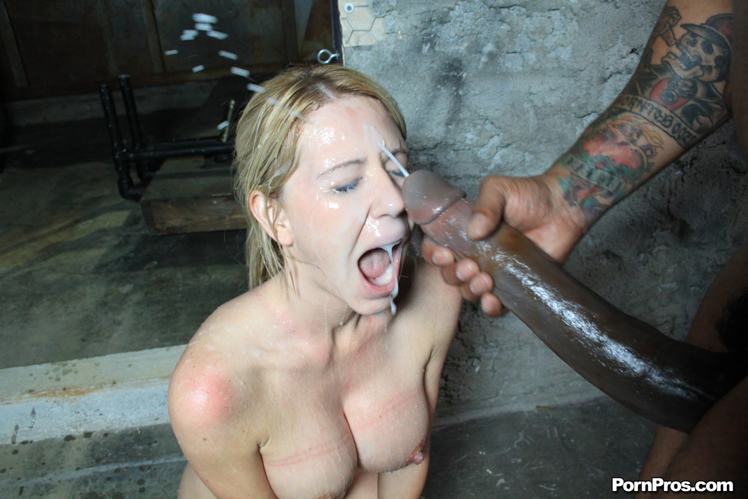 Couples captured and dominated