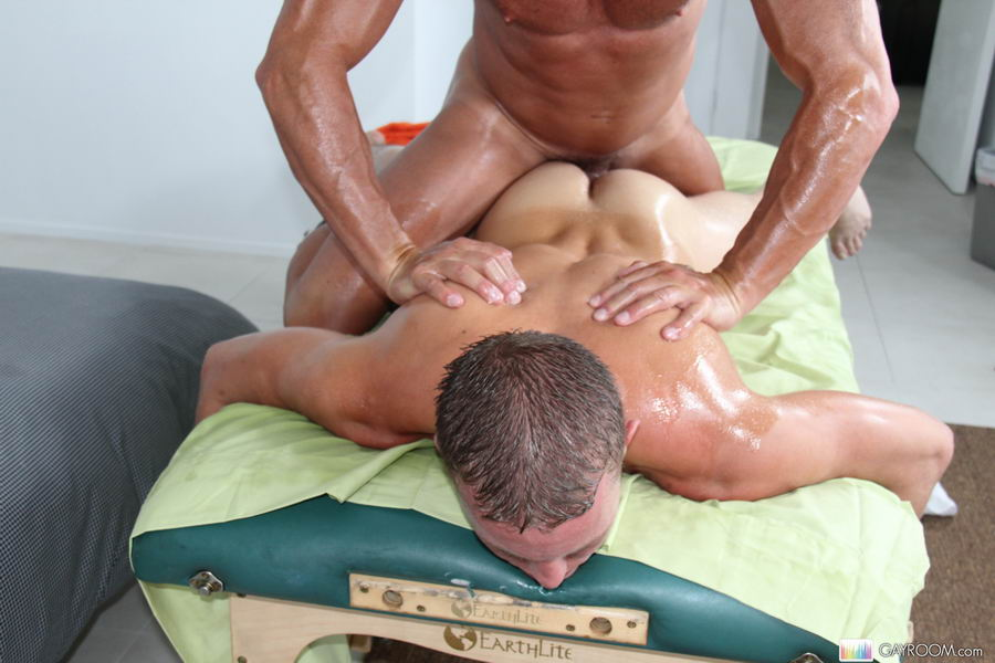 real gay massage escort