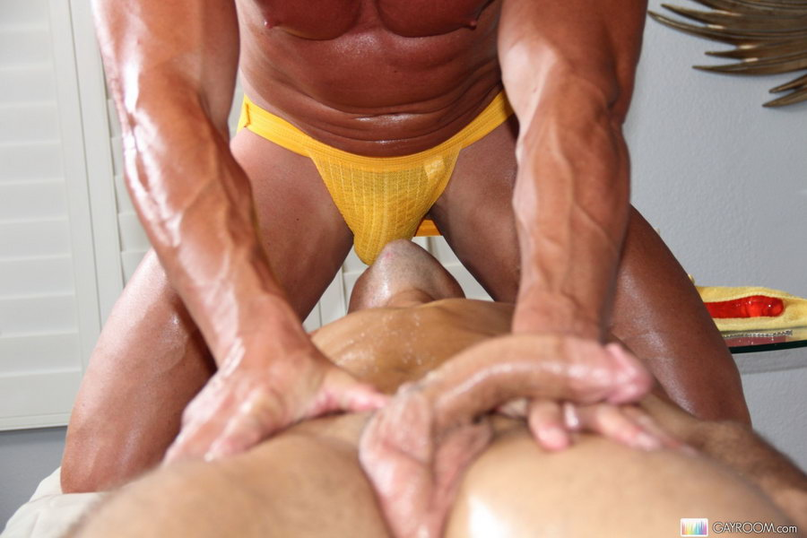 Gay Nude Male Massage Videos