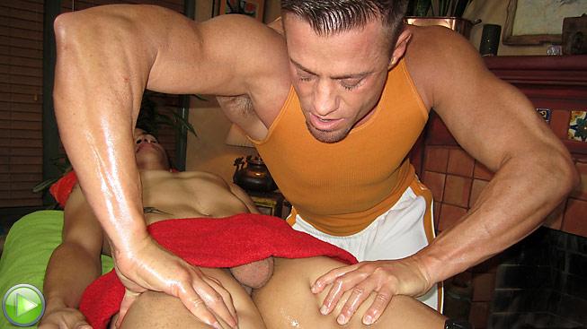 Big tits and ass hand job