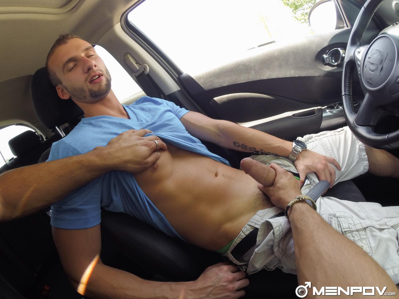 Порно Геи В Машине