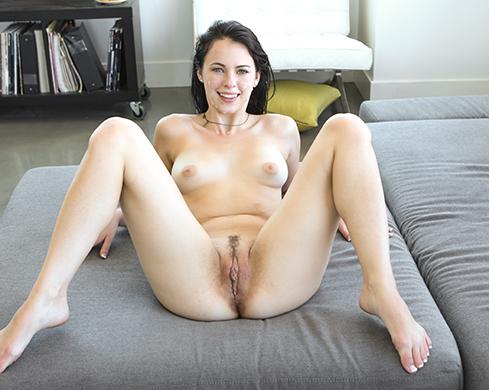 Veronica Radke Hardcore Sex Fucked Cum Covered Facial Blowjob Sucks Big Cock - Picture 1