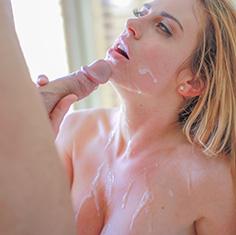 Big Tit Blonde Corinne Blake Fucks Sucks And Gets Messy - Picture 7