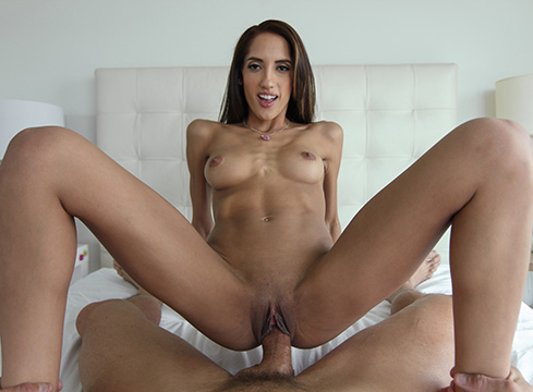 Chloe Amour Pussy Fucked Blowjob Facial Cumshot - Picture 12