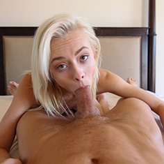 Tiny Bonde Maddy Rose Gets Her Pussy Explored By A Huge Cock - Picture 10