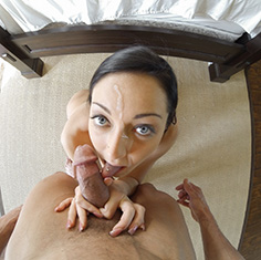 Young Hot Slut Sabrina Banks Needs Every Inch Of Cock To Be Satisfied - Picture 15