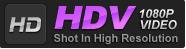 HDV 1080p Video - Shot In High Resolution