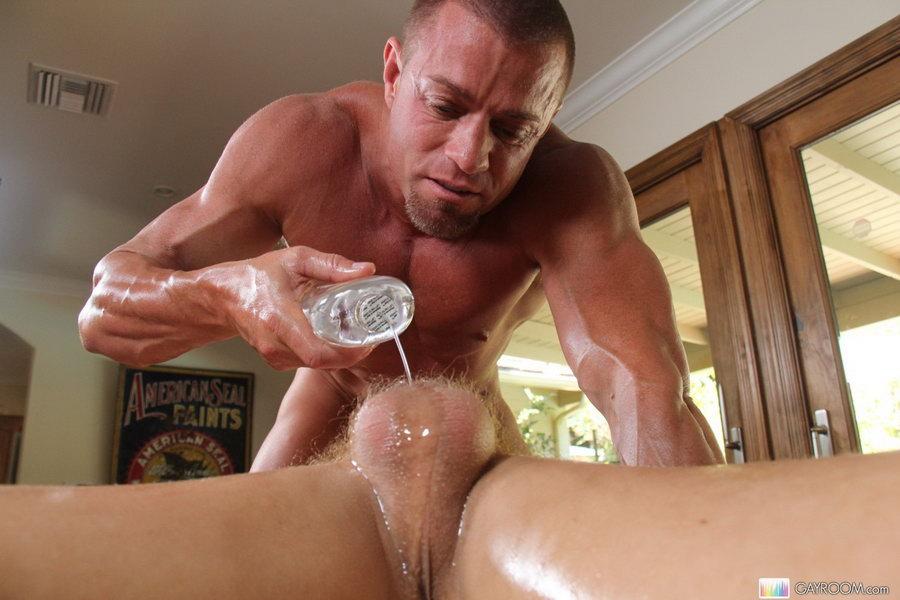 free gay massage porn
