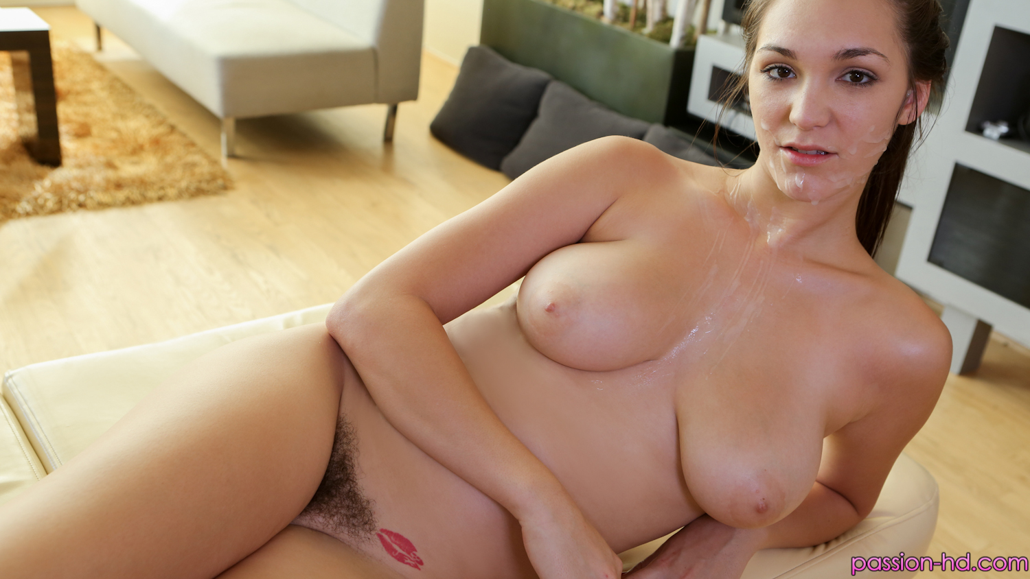 very tall woman naked