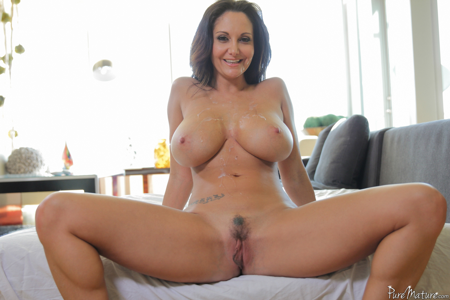Puremature busty mom lisa ann fucks her younger chess partne