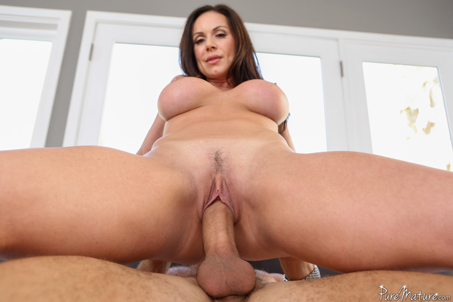 Hd puremature sexy milf amber cox fantasizes about big cock 7